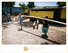 Construction on the school sponsored by Truth Evangelical Ministries in Z'Orange, Ouest, Haiti. We do this work for our Lord and Savior Jesus Christ. www.stepintothelimelight.com www.truthem.org