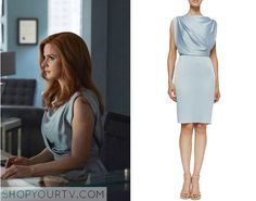5x3 Suits Donna Paulsen Sarah Rafferty
