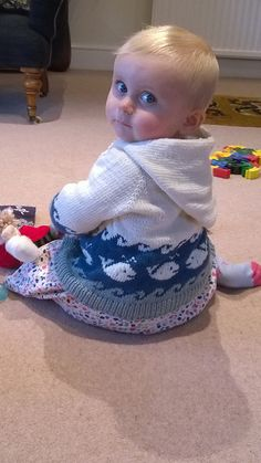 Ravelry: Save the baby whales! pattern by Sargantana Formenterenca