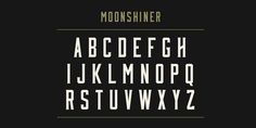 Moonshiner-New-Free-Typeface Plus