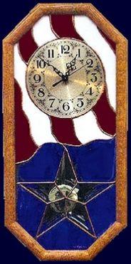 usa pendulum clock
