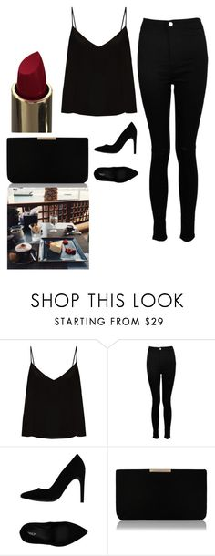 """Untitled #5641"" by adi-pollak ❤ liked on Polyvore featuring Raey, Boohoo, ONLY and L.K.Bennett"