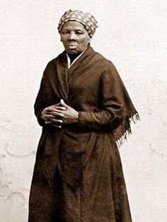 Harriet Tubman  c. 1820 - 1913  