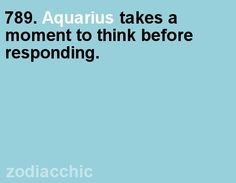 ZodiacChic: Aquarius. You should check out the insightful aquarius astrological…