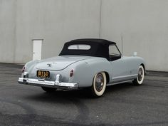 RM Sotheby's - 1953 Nash-Healey Roadster by Pinin Farina Bus Engine, Car 15, Classic Cars, Classic Auto, Steel Wheels, Wheel Cover, Manual Transmission, Fort Lauderdale, Le Mans