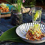 Espaguete de pupunha: receita saudável e prática para o dia a dia