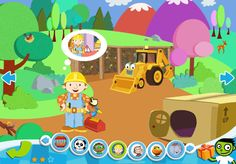 PBS KIDS PLAY! is an interactive world filled with learning games and preschool activities. It is ideal to get ready for school, preschool or kindergarten.