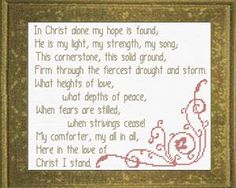 In Christ Alone - Praise Song