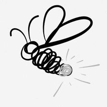 """Interesting idea for a firefly tattoo...  White ink for the """"light"""" ?"""