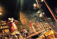 Puja at Assi Ghat