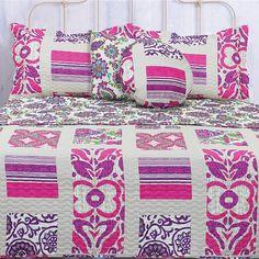 Maison Condelle Lauren Taylor Tepic Quilt Set