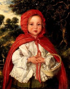 LITTLE RED RIDING HOOD BY WILLIAM HEMSLEY