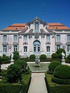 Palácio Nacional de Queluz in Queluz, Lisboa