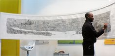 Stephen Wiltshire's London Panorama