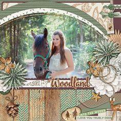 Woodland - Scrapbook.com