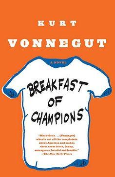 breakfast of champions  • kurt vonnegut