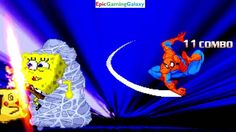 SpongeBob SquarePants & Spider-Man VS Pikachu & Squirtle The Pokemon In A MUGEN Match / Battle This video showcases Gameplay of Squirtle The Water Type Pokemon And Pikachu The Electric Type Pokemon VS SpongeBob SquarePants And Spider-Man The Superhero In A MUGEN Match / Battle / Fight
