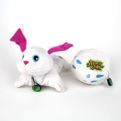 Animal Jam Sidekix® Bunny Plush Any questions are commented below I will answer!
