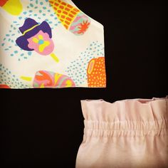 Reversible Crop Top..Need I say more