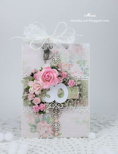 Wild Orchid Crafts: For a birthday