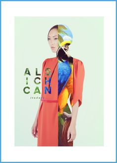 DAY BY DAY | fashion project by Sara Pellegrino, via Behance