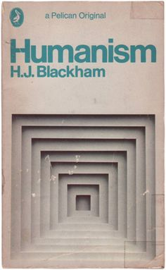 Humanism by H.J. Blackman. Cover design by Henning Boehlke.