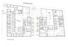 Image 52 of 57 from gallery of Schweigaardsgate 21 + 23 / Lund+Slaatto Architects. Ground Floor Plan
