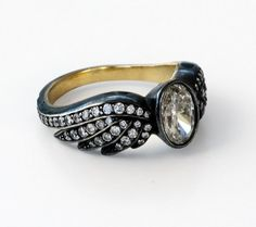 Wings of Desire Diamond Ring / Jessica McCormack