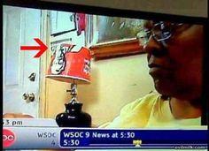 KFC lamp?