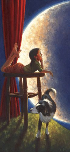 JIMMY LAWLOR ༺ß༻Painting is silent poetry, and poetry is painting that speaks. Simonides