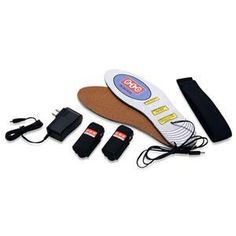 EXO2 HeatSole Heated Insole System HS-EXO2 Say goodbye to cold feet! Whether youre hiking climbing or on a motorbike the EXO2 Heatsole insoles will keep your feet warm. Using the same technology thats used in EXO2s acclaimed StormWalker heated http://www.comparestoreprices.co.uk/gadgets/exo2-heatsole-heated-insole-system-hs-exo2.asp