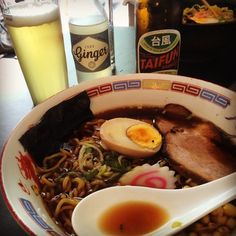 """See 88 photos and 41 tips from 487 visitors to Ikoo. """"Shoyu ramen is great! But they cant change from pork to beef. So it will be with pork or. Shoyu Ramen, Zurich, Pork, Beef, Ethnic Recipes, Kale Stir Fry, Meat, Pigs, Ox"""