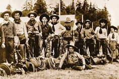 """Uncovered Old Wild West Photos Prove How """"Wild"""" The West Truly Was - Jetlaggin"""