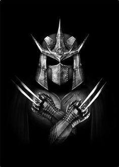Iron Mask Warrior detailed, premium quality, magnet mounted prints on metal designed by talented artists. Ninja Turtles Art, Teenage Mutant Ninja Turtles, Framed Art Prints, Poster Prints, Canvas Prints, Ninja Gear, Futuristic Robot, Poster Making, New Artists