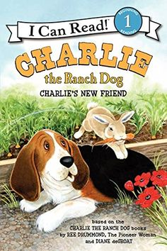 Charlie the Ranch Dog: Charlie's New Friend (I Can Read Book 1) by Ree Drummond http://www.amazon.com/dp/0062219146/ref=cm_sw_r_pi_dp_RLebwb0M125NP