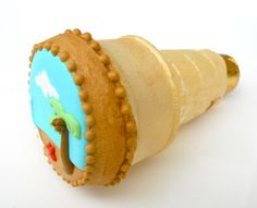 .Oh Sugar Events: Edible Spyglass Tutorial