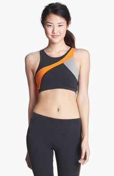 Solow Colorblock Bra available at #Nordstrom