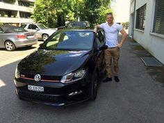 VW Polo GTI neuve, vendue le 17 mai 2016 Volkswagen Polo, Vw, 17 Mai, Ford Fiesta St, Sport Seats, Running Gear, Driving Test, Ibiza, Running Wear