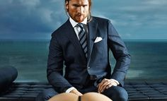 Cultural Hegemony: Get Hegemonic Masculinity, Objectify Women, and Have White Privilege With SuitSupply Suits Hegemonic Masculinity, Little Red Ridding Hood, Suit Supply, Gq Style, My Demons, Gq Magazine, Advertising Photography, Tailored Suits, Nude Photography