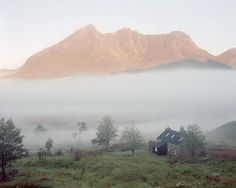 Nicholas White traversed the most remote landscapes of the United Kingdom
