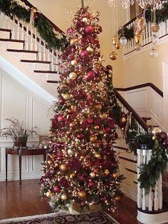 Black-eyed Susan: Christmas, such a pretty tree!