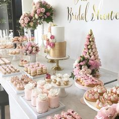 Quinceanera Party Planning – 5 Secrets For Having The Best Mexican Birthday Party Bridal Shower Desserts, Wedding Desserts, Bridal Shower Decorations, Birthday Decorations, Wedding Cakes, Wedding Decorations, Wedding Ideas, Bridal Shower Planning, Party Planning