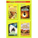 Set National Geographic Kids. Citesc si descopar Lumea. Invat sa citesc (4 Carti) National Geographic, Cereal, Books, Kids, Young Children, Libros, Boys, Book, Children