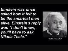 Tesla: The Genius