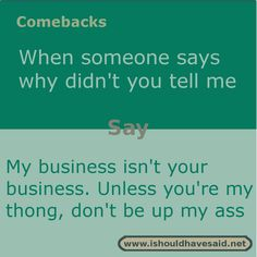 53 Ideas Funny Comebacks And Insults Girls People Funny Insults And Comebacks, Savage Comebacks, Snappy Comebacks, Clever Comebacks, Funny Comebacks, Savage Insults, Awesome Comebacks, Witty Insults, Sassy Quotes