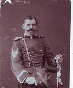 Vize-Feldwebel. Ul-Rgt. 5   A senior NCO in the 5th (Düsseldorf) Uhlan Regiment (http://gmic.co.uk/index.php/topic/33205-uhlans/)