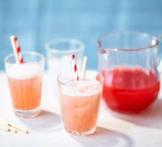 A refreshing cordial that takes 10 minutes to prep. Use up a glut of fresh rhubarb and make the most of summer