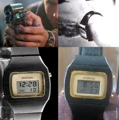 Blade Runner - Microma LCD Digital as Worn by Harrison Ford as Deckard in Blade Runner