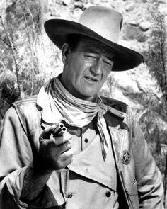 John Wayne The Duke Western Glossy 11 x 14 Poster Photo Picture
