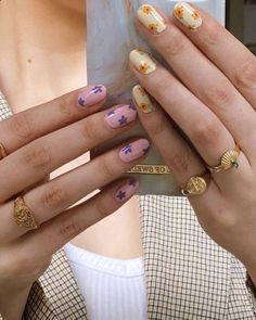 Manicure, Aycrlic Nails, Swag Nails, Hair And Nails, Grunge Nails, Diy Nails, Cute Acrylic Nails, Cute Nails, Pretty Nails